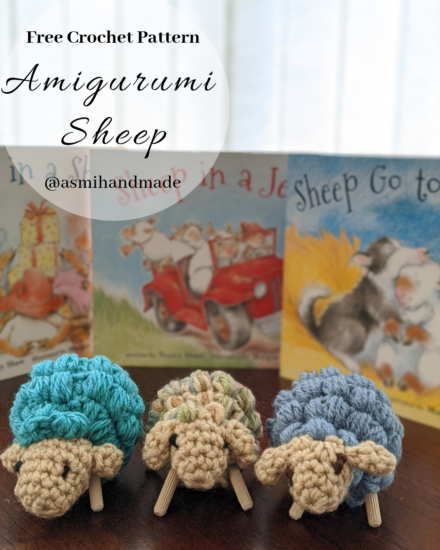 Pattern: Chinese New Year Sheep/Lamb - All About Ami | 550x440
