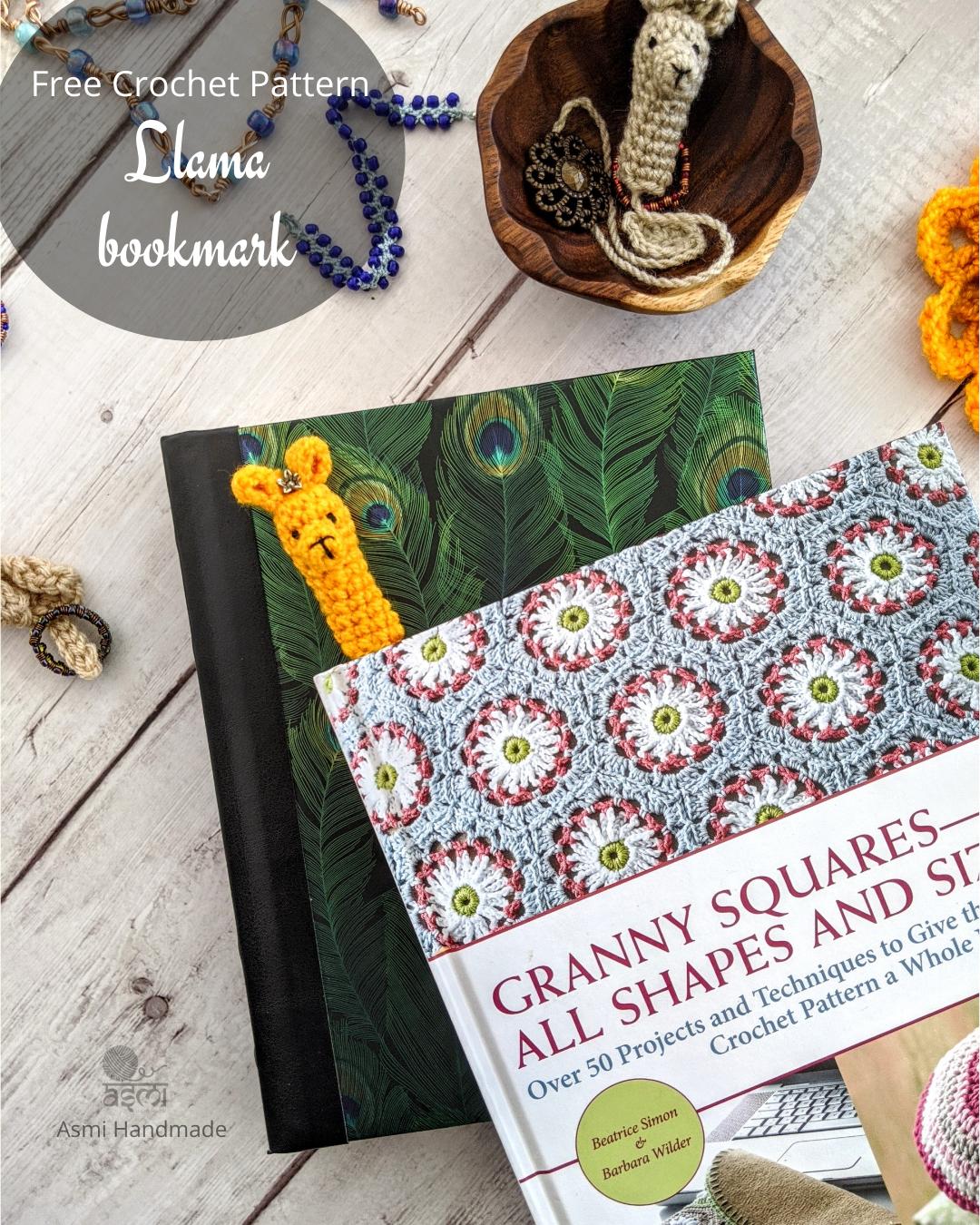 Roundup: 10 Free Crochet Patterns for Llamas (or Alpaca) - CrochetKim™ | 1350x1080